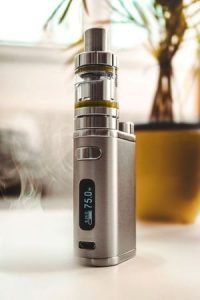 what is the cause of vaping lung