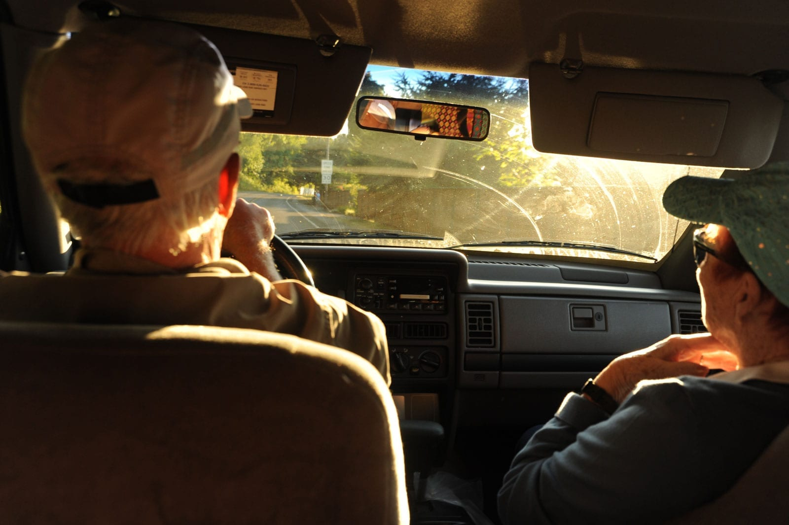 A Guide to Safe Driving for Seniors