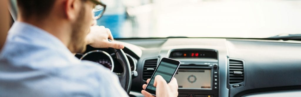 CDC Releases 2020 Distracted Driving Facts and Statistics