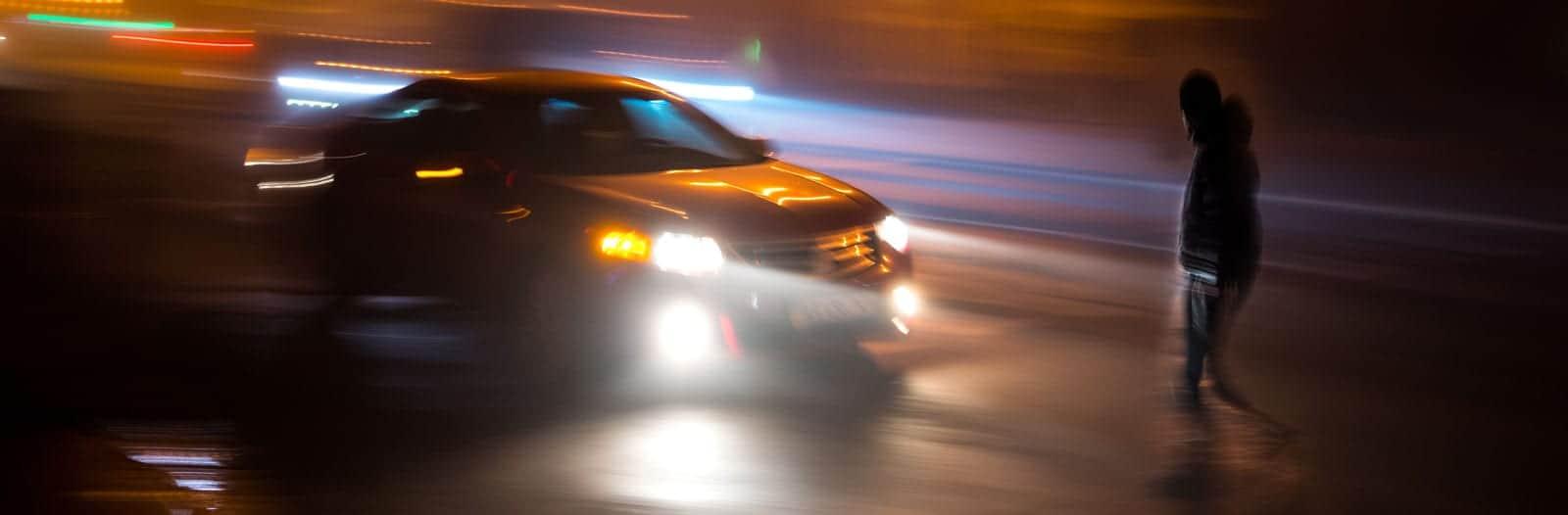 United States Pedestrian Deaths Numbers Hit Three-Decade High